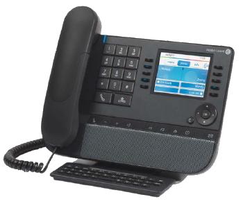 telephone premium entreprise alcatel 8058s